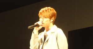 MOLDIR JAPAN SHOWCASE with Kim Jae Joong
